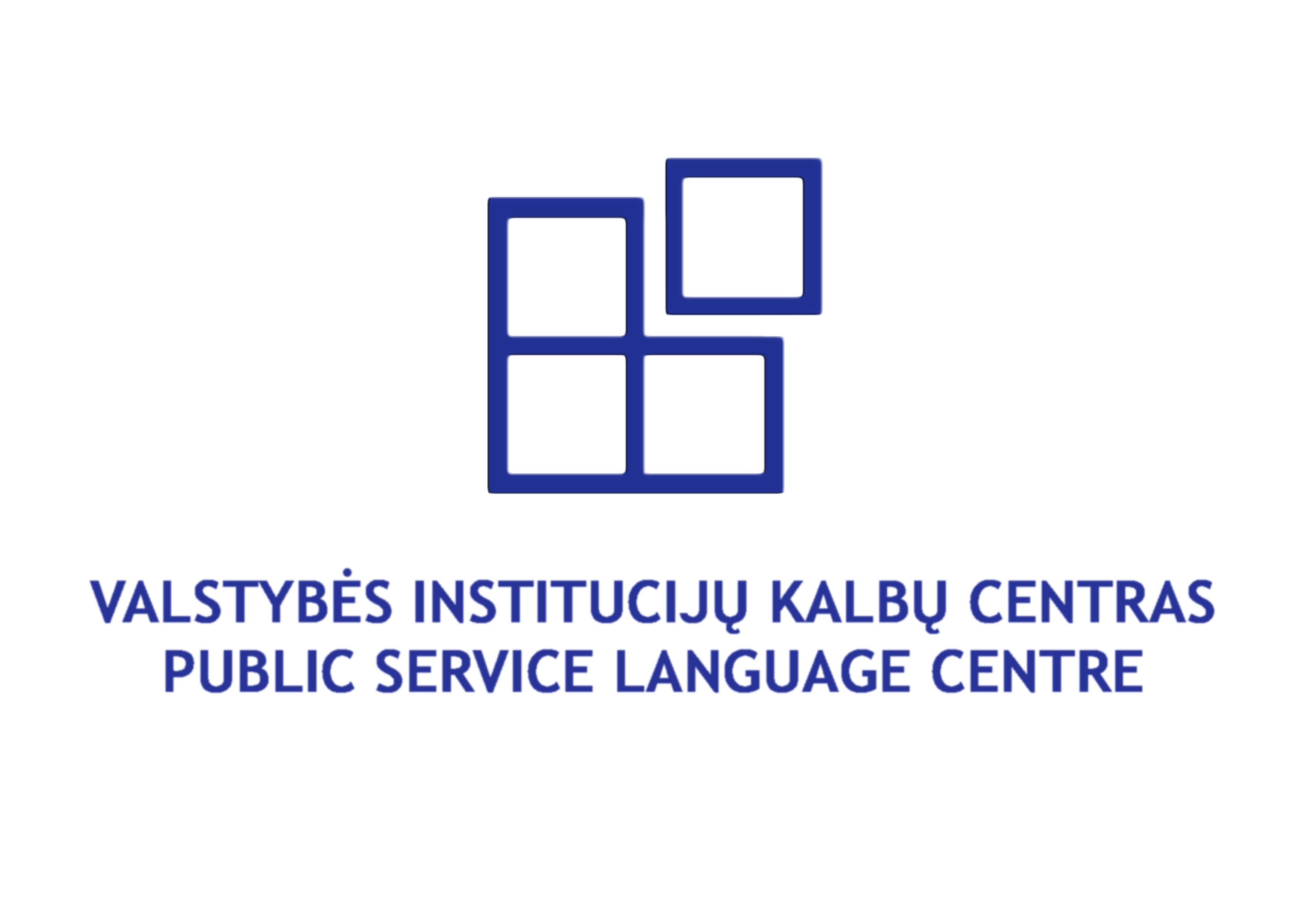 Valstybės institucijų kalbų centras